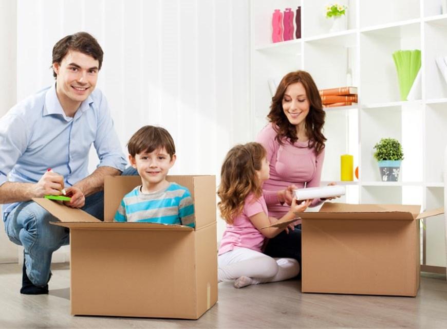 Как упаковывать вещи при переезде?